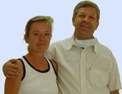 Bild von Frau und Herr Gaebler